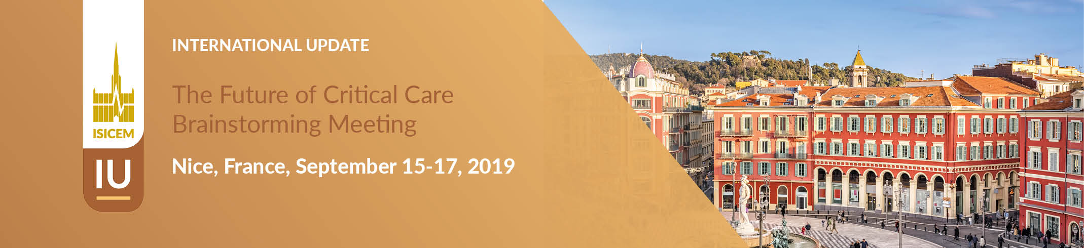 ISICEM - International Symposium on Intensive Care and